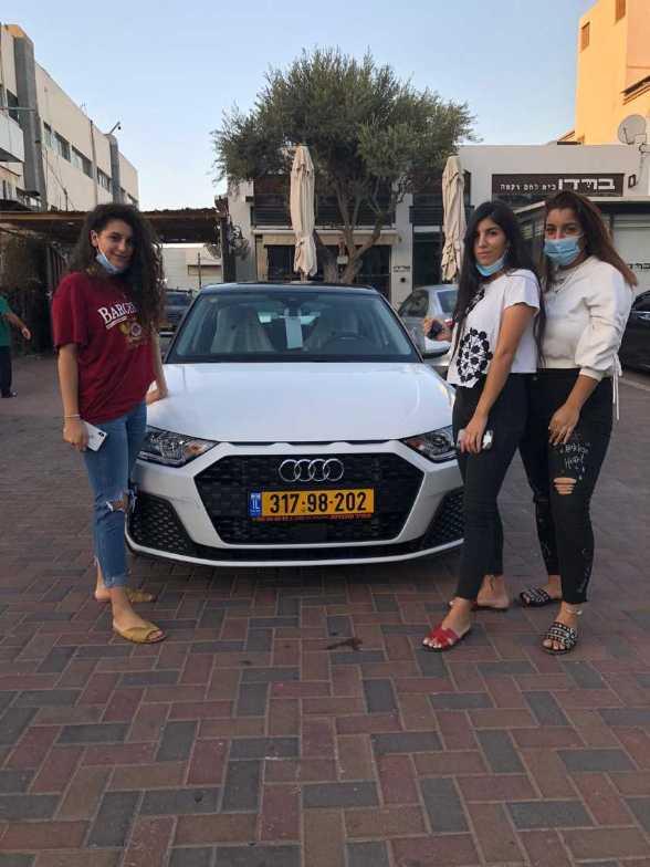 3 בנות ממליצות על קנייה באופיר סוכנויות