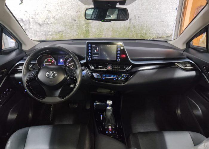 צילום פנימי של הרכב אאודי A4 QUATTRO DESIGN אפור 2020 רכבים יד 2