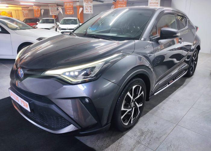 אאודי A4 QUATTRO DESIGN אפור 2020 רכבים יד 2