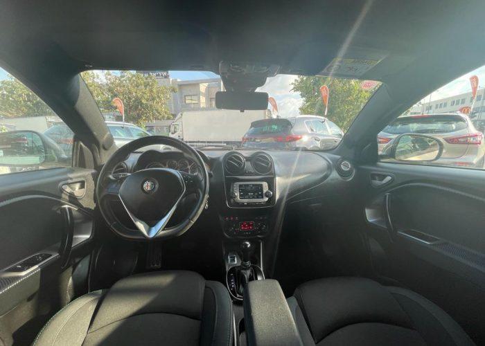 אלפא רומאו מיטו QV MONZA לבן 2016 קניית רכב יד 2
