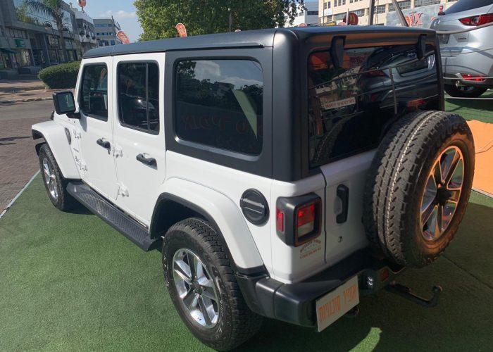 גיפ סהרה ארוך 2.0 לבן 2021 קניית רכב יוקרה יד 2