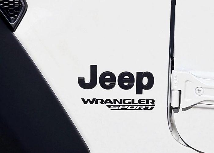 ג'יפ רנגלר קצר ספורט S לבן 2021 רכבי יוקרה