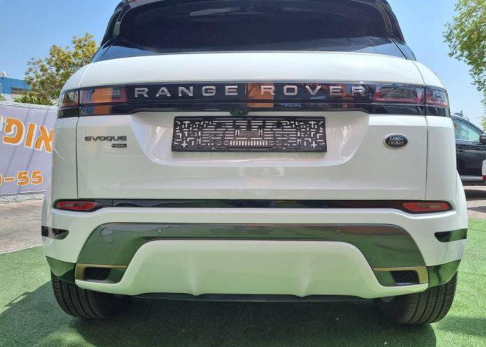 לנד רובר איווק R-DYNAMIC לבן 2021 רכבי יוקרה (4)