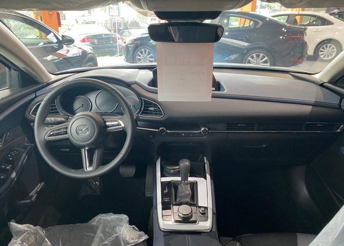 מאזדה CX30 אקזקיוטיב לבן פנינה 2021 (2)