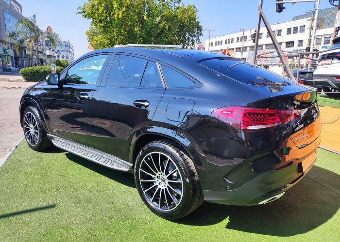 מרצדס DE קופה GLE AMG שחור 2021 רכבי יוקרה 0 קמ