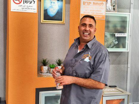 קובי רובין סוכן מכירות באופיר סוכנויות