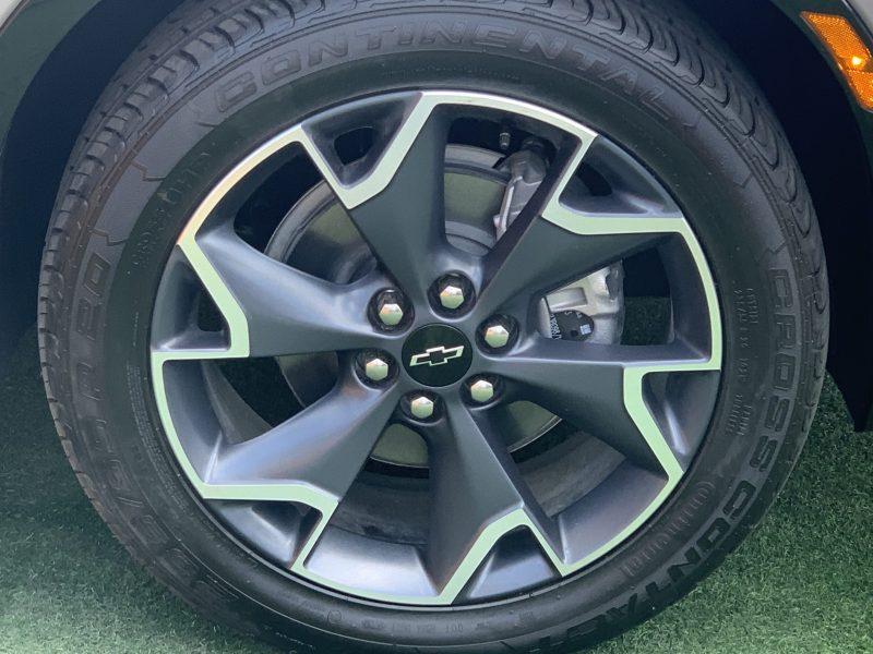 גלגל הרכב שברולט טרייל בלייזר RS בז 2021 קניית רכב 0 קמ