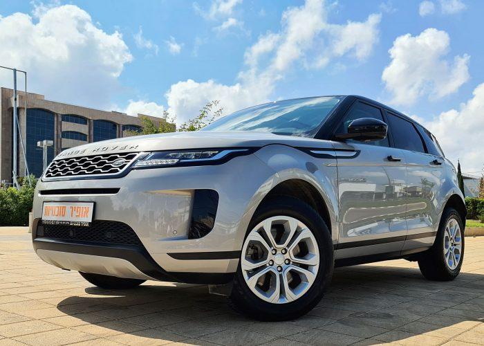 לנד רובר איווק S-PLUS כסף מטאלי 2020 רכב יד 2